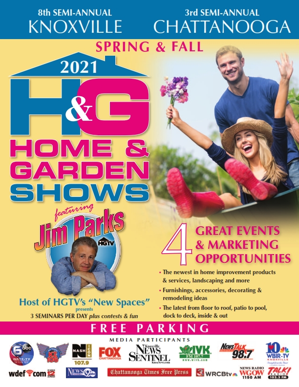 2020 Home & Garden Show Knoxville